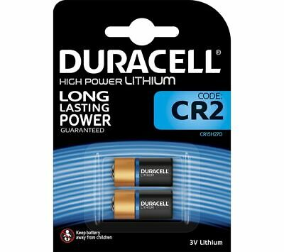 DURACELL Ultra Photo CR2 Batteries - Pack of 2 - Currys