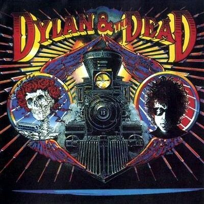 BOB DYLAN/GRATEFUL DEAD Dylan And The Dead CD BRAND NEW Live
