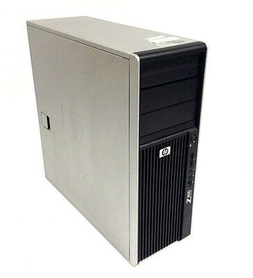 HP Z400 WORKSTATION PC Mining Computer Base Virtual Currency Mining Miner  No OS