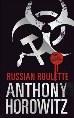 Russian Roulette (Alex Rider),Anthony Horowitz