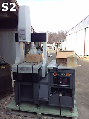 Giddings & Lewis/Sheffield Cordax RS-5 CMM Coordinate Measuring Machine w/ Acc.