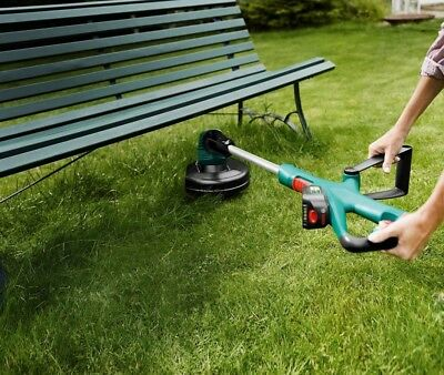 Bosch ART 26-18 LI Cordless Grass Trimmer With 18 V Lithium-Ion Battery, 26 Cm