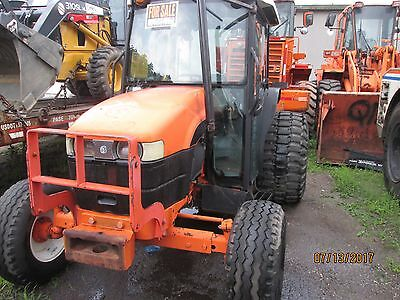 2001 Ford New Holland Tn65D Diesel 2Wd Tractor