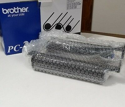 Brother Pc201 Sealed Original Genuine Fax Mfc Printing Cartridge New In Box