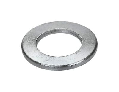 25x ISO 7089 Scheibe Form A Edelstahl A2 M10 10,5x20x2 washer spacer DIN 125