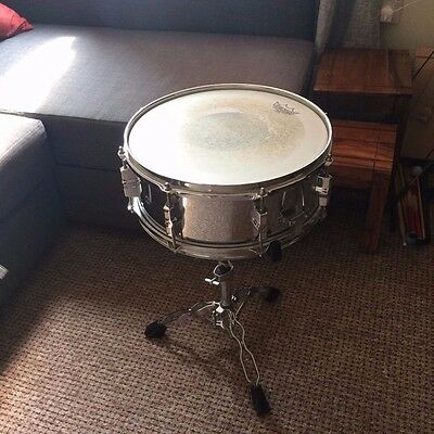 Sonor 14'' Snare Drum with Stand