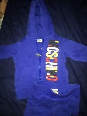Baby Moschino Tracksuit