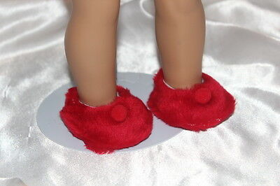 Slippers fits 18inch American Girl Doll Clothes Shoes Accessories