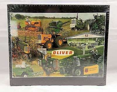 "Oliver ""Finest in Farm Machinery"" Jigsaw Puzzle"