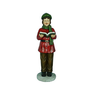 Large Christmas Caroller Boy - 108cm