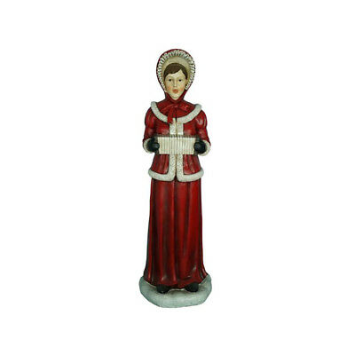Large Christmas Caroller (Women) - 132cm