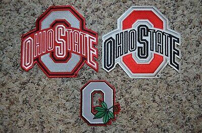 promo code 0840d 4ff99 CHOICE  Ohio State Buckeyes Logo Patch for Jersey Hat Shirt Backpack Jacket  NCAA