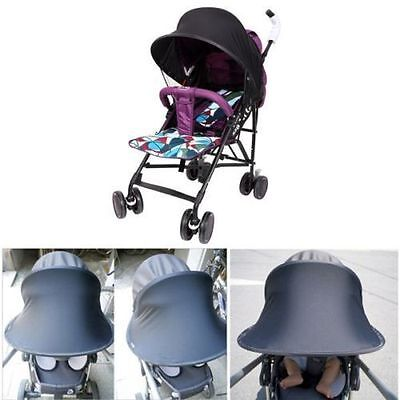 Baby Stroller Buggy Pram Pushchair and Car Seats Sunshade Sun Canopy Protection