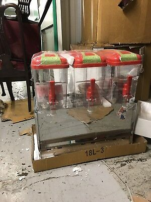 Juice/ lemonade / juice / beverage cooler dispenser - commercial