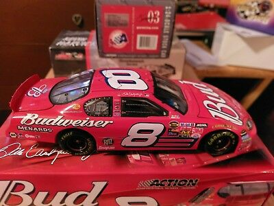 Dale Earnhardt Jr 2005 Action #8 Budweiser 1:24 Scale