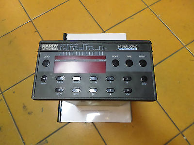 Hardy Instruments -- Waversaver Weight Controller -- Hi-2151/20Wc