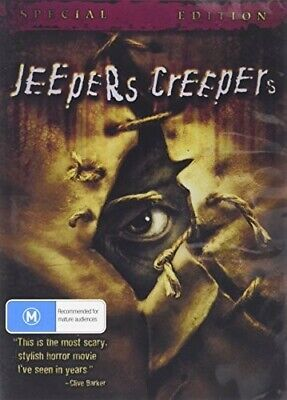 Jeepers Creepers 1 (REGION 0 DVD New)
