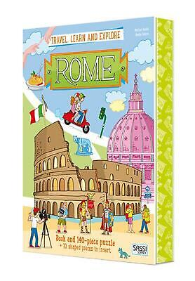 Travel, Learn and Explore - Rome - Junior Free Shipping!