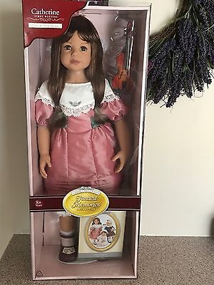 Zapf Creations Catherine Doll First Recital New In Box