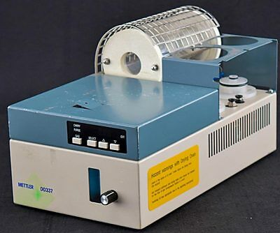 Mettler DO337 Digital Lab Tabletop Resistance Heating Drying Titrator Glass Oven