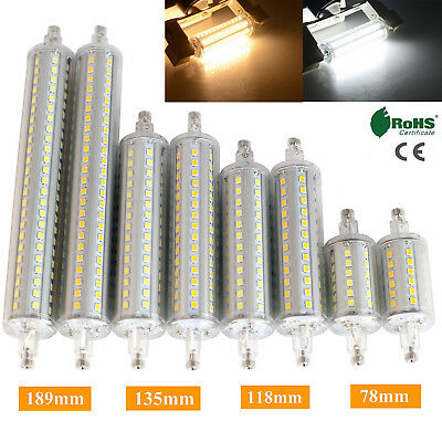 LED Flood Light Dimmable R7S J78 J118 J135 J189 2835 SMD Replaces Halogen Lamp
