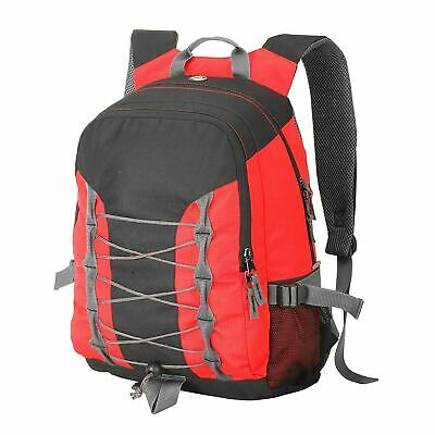 Shugon Miami Backpack Bag Premium Rucksack For School Work Gym Hiking (SH7690)