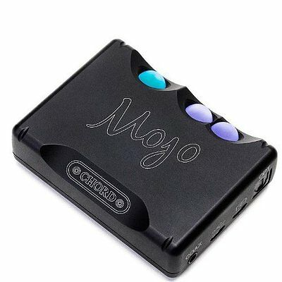 NEW BOXED Chord Electronics Mojo DAC / Amp Portable Headphone Amplifier HiFi