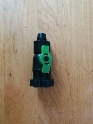Tetratec Hose Valve Tap Ex 600,800,1200 External Filter Fish Aquarium Tetra