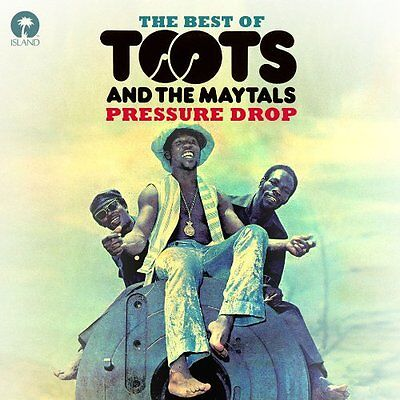 Toots & The Maytals Pressure Drop: The Best Of Cd (Greatest Hits)