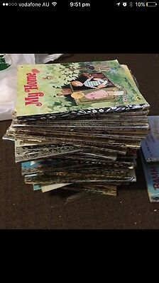 Little Golden Books Bulk Lot - Include Vintage Titles