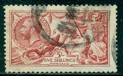 Great Britain Sg-401, Scott # 174 Used, Nice Very Fine, Great Price!