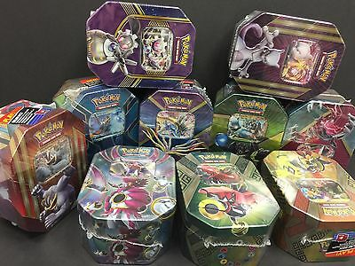 Pokemon Tin Trading Card Game