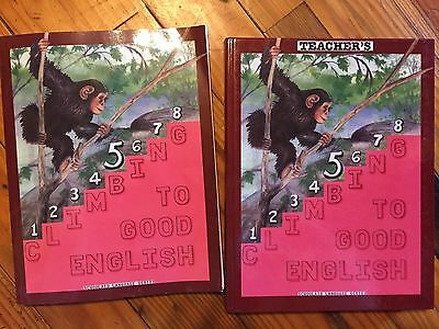 Climbing  to Good English student and teacher's book