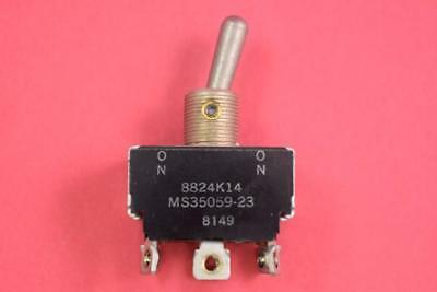 MILITARY SPECIFICATIONS MS35059-23 Toggle Switch
