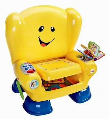 Vtech Toddler Learning Toy Educational Chair Song Kid Play Baby Electronic Game