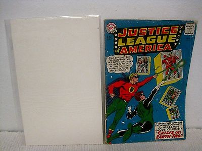 DC Comics Justice League of America #22 September 1963