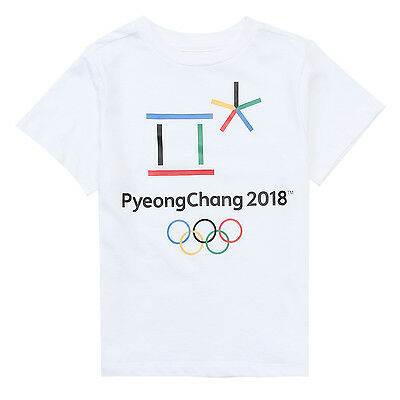 [Pyeongchang 2018 Olympic Winter Games] Aembeulleom T-shirt for Kids Free ship