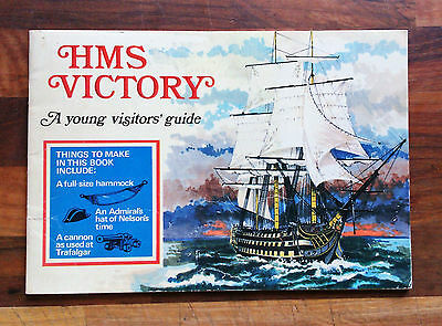 H.M.S. Victory, A Young Visitors Guide: Hugh Gregor - 1973