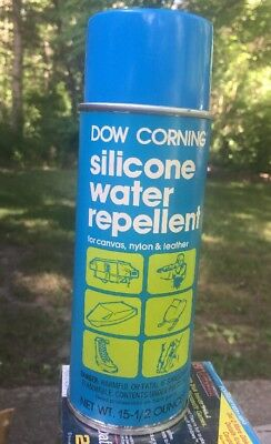 Dow Corning SILICONE WATER REPELLENT 15.5 oz Spray CAN MADE USA