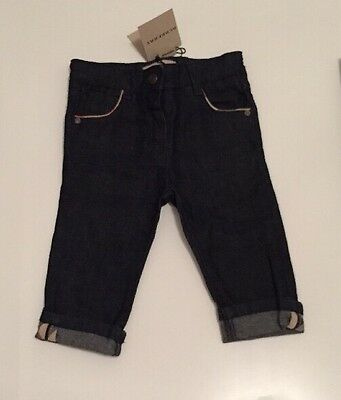 Burberry Stretch Baby Jeans