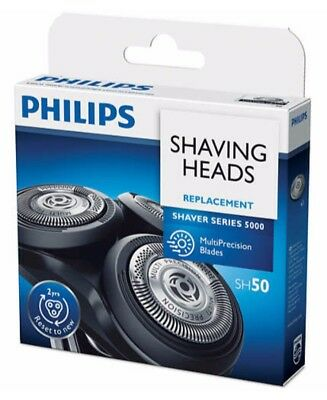 New Philips 5000 Series Sh50 Replacement Head Sh50/51