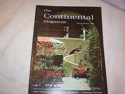 "1967 Lincoln ""The Continental"" owners magazine"