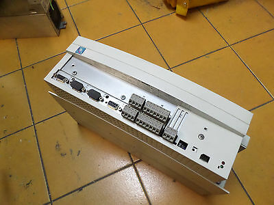LENZE SERVO DRIVER - 400/480ac SUPPLY -- 3.0Kw --7.0amps Output. EVS9324-ES