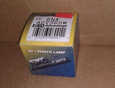 Lot of 10 New ENX-5 86V360W EiKO  Projector Lamps / 3m Overhead Bulbs