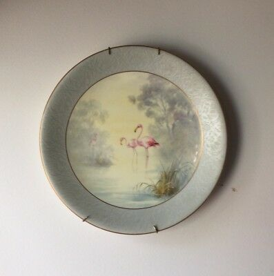 Royal Worchester Plate