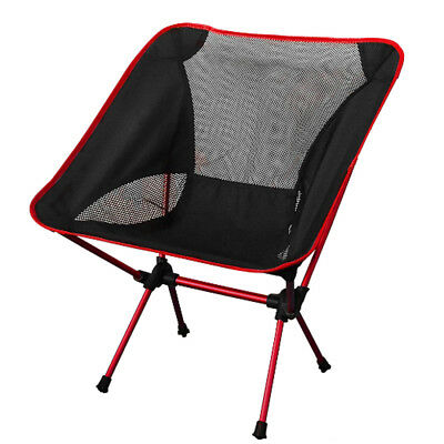Folding Fishing Chair Ultra Light for Camping Leisure Picnic Beach Outdoor