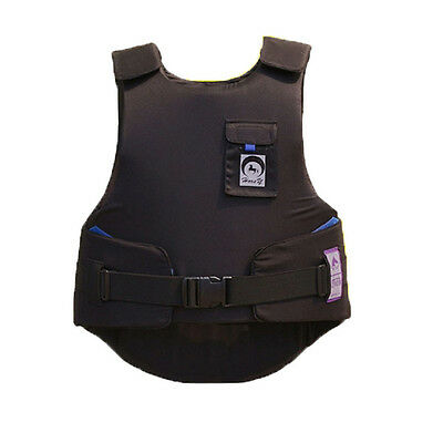 Horse Riding Body Protector Equestrian Eventer Safety Vest Adults Size KP