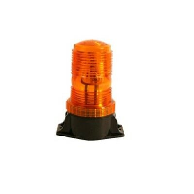 Imperial 81930 360 Degree Amber LED Strobe Light, 10-16 Volt