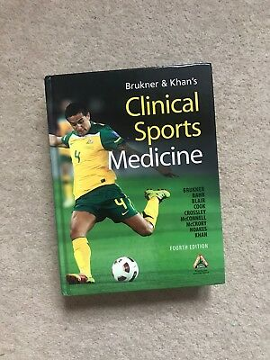 Clinical Sports Medicine by Brukner and Khan