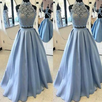 New Long Bridesmaid Prom Dress Formal Wedding Cocktail Evening Party Gown Custom